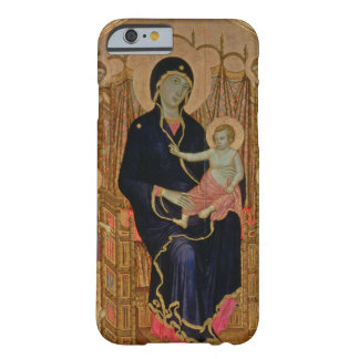 Madonna och barn (Rucellai Madonna) 1285 (tempera Barely There iPhone 6 Fodral