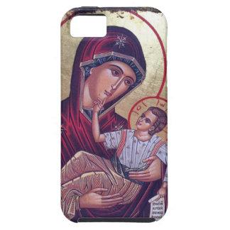 Madonna och barn tough iPhone 5 fodral