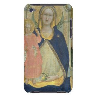 Madonna och barnet installerar med Saints, specifi iPod Touch Case-Mate Skydd