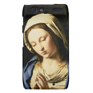 Madonna på bönen (olja på kanfas)