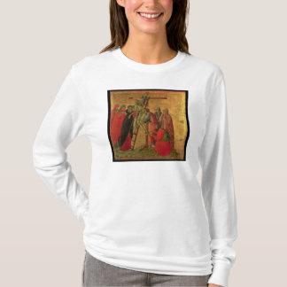 Maesta: Nedstigning från kor, 1308-11 Tee Shirts