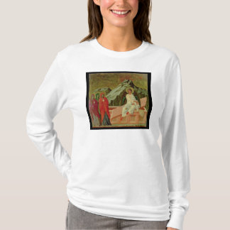 Maesta: Trena Maries på Kristus grav Tee Shirt