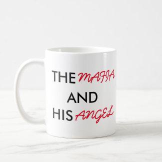 Maffian och hans ängelmugg kaffemugg