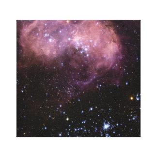 Magellanic moln canvastryck