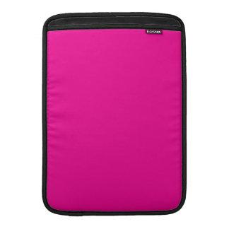 Magenta Sleeve För MacBook Air