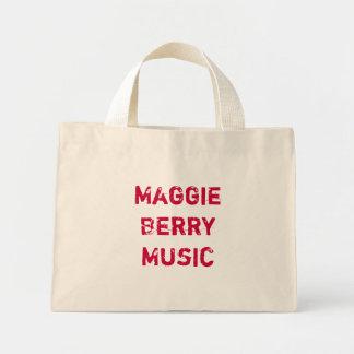 Maggie bärmusik mini tygkasse