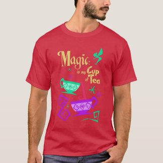 Magi är min kopp av Utslagsplats-Skjortan T-shirt