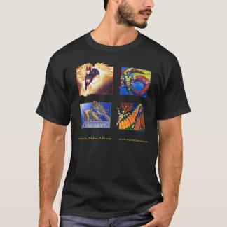 Magi: Den annalkande T-tröja T-shirts