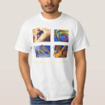 Magi: Den annalkande T-tröja Tee Shirts