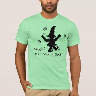 Magi? Eller en bilskrälle av guld? - Tee Shirts