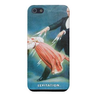 Magi för vintage för trollkarl för Kellar ~-Levita iPhone 5 Cases
