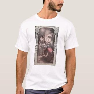 Magi som besöker Kristus med gåvor T Shirt
