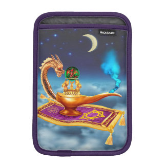 Magical drakelampa iPad mini sleeve
