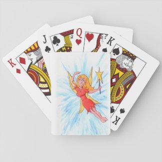 Magical fe spelkort