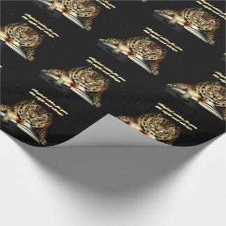 Magical önskemål från leoparden Mage Presentpapper