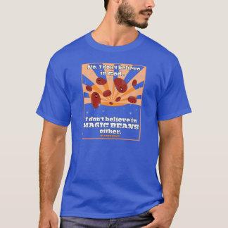 Magisk bönaT-tröja för hädelse Tee Shirt