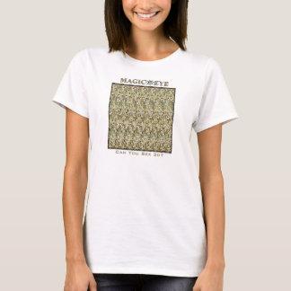 """Magisk Eye® 3D """"hägring"""" T-tröja Tee Shirts"""