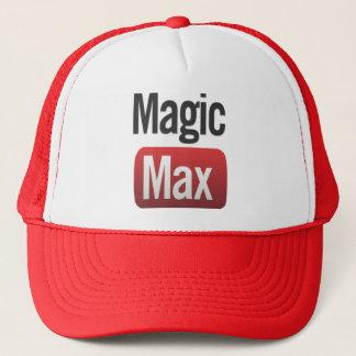 Magisk max hatt truckerkeps