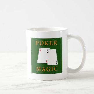 Magisk poker kaffemugg