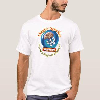 Magisk Sparkes kristallkula Tee Shirts