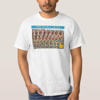 """Magisk T-tröja för Eye® 3D """"pokeransikte"""" Tee Shirts"""