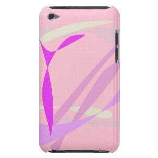 Magiska rosor iPod Case-Mate fodral