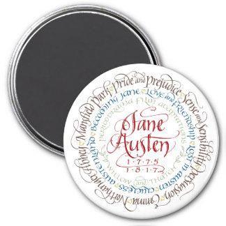 Magnet - anpassningar för Jane Austen perioddrama