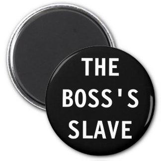 Magnet chefen; slav- s