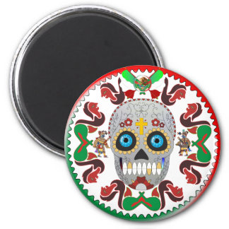 Magnet-Day-of-the-Dead-Ver-1 Magnet