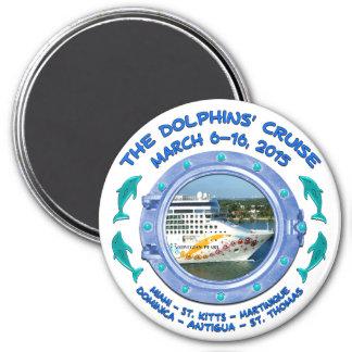 Magnet - delfin kryssning