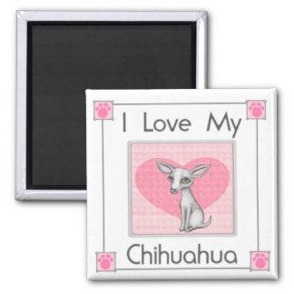 Magnet för Chihuahuahundkyl