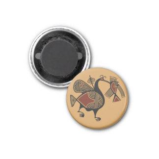 Magnet för Cypern pelikanmotiv