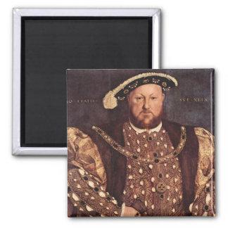Magnet för kung Henry VIII