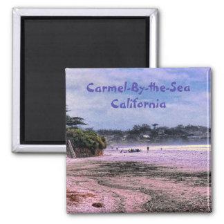 Magnet för kusten för Carmel strandKalifornien