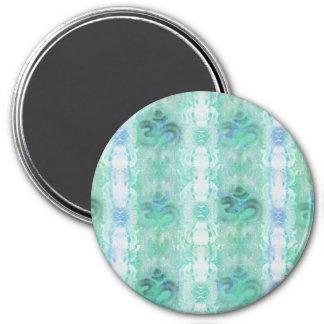 magnet för om-aummönster magneter för kylskåp