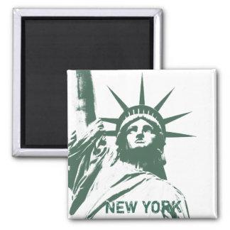 Magnet för souvenir för New York kylmagnet NY