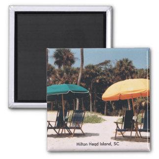 Magnet med det Hilton Head Island fotoet