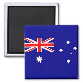 Magnet med flagga av Australien