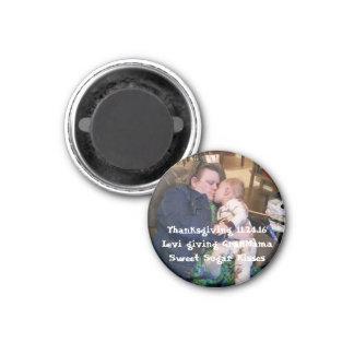 Magneten skräddarsy tillfogar ditt speciella foto magnet