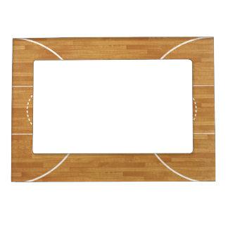 Magnetisk ram för basketdomstol 5x7