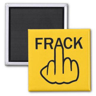 Magnetstopp Fracking Magnet