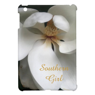 """_MAGNOLIA """" för sydlig flicka"""" för CHIC MINI-IPAD iPad Mini Mobil Skydd"""