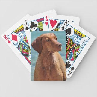 MagyarVizsla hund Spelkort