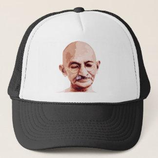 Mahatma Gandhi far av Indien Truckerkeps