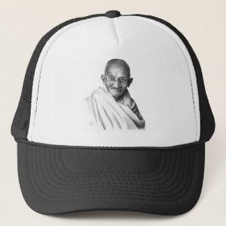 Mahatma Gandhi Truckerkeps