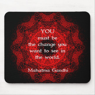 Mahatma Gandhi vishetordstäv om handling Musmatta