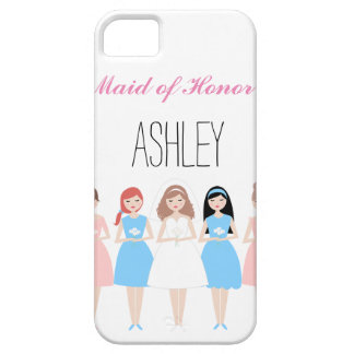 Maid of honor iPhone 5 fodral
