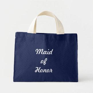 Maid of honortoto Bage Mini Tygkasse