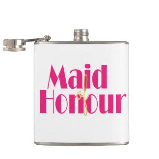 Maid-of-honour. Fickplunta