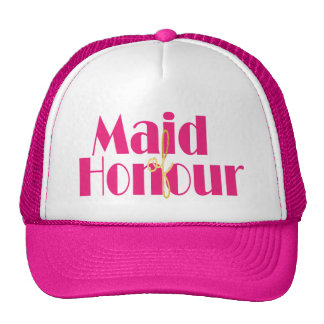 Maid-of-honour. Keps